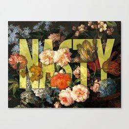 Nasty Canvas Print