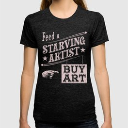 Feed an Artist T-shirt
