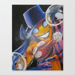 Madcap Canvas Print