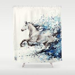 Celerity Shower Curtain