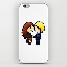 Nina x Matthias - Six of Crows / Crooked Kingdom (B) iPhone Skin