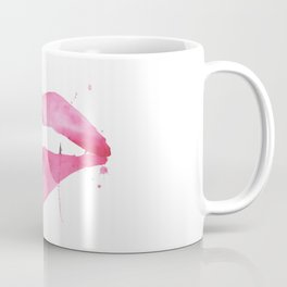 Stella Lips Print Coffee Mug