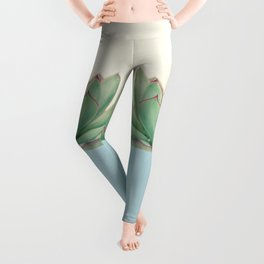 Succulent Dip III Leggings