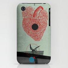 Heart iPhone (3g, 3gs) Slim Case