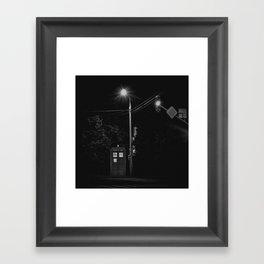 Anytime Anywhere Framed Art Print