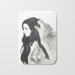 Winter Song Bath Mat