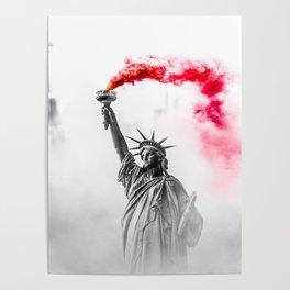 Liberty Smoke Poster