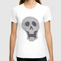 celtic T-shirts featuring Celtic Skull by ronnie mcneil