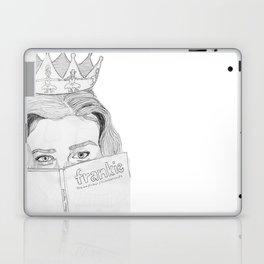 Magazine Queen  Laptop & iPad Skin