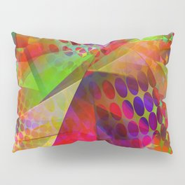 compelled Pillow Sham
