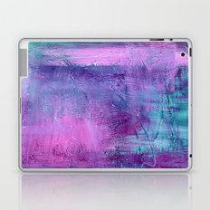 Purple Haze Background Laptop & iPad Skin