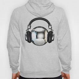 Headphone disco ball Hoody