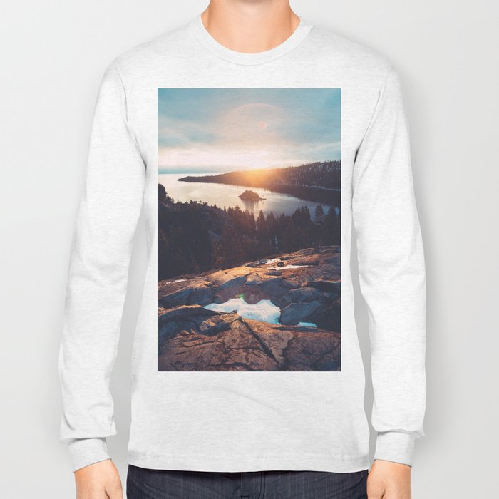 Landscape photography 2 Long Sleeve T-shirt