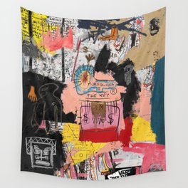 The Key Wall Tapestry