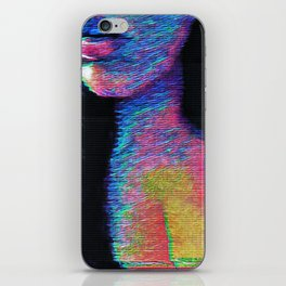 Illusion Pulse iPhone Skin