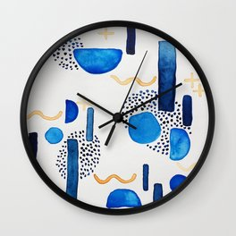 complementary sea Wall Clock