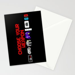 Don't Lose Control Stationery Cards