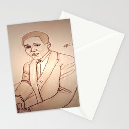 Langston Hughes by Double R Stationery Cards