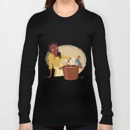 Bon appétit Long Sleeve T-shirt