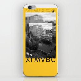 Yellow City 06 iPhone Skin