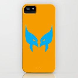 Wolverine Mask iPhone Case