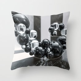 1,618 Throw Pillow