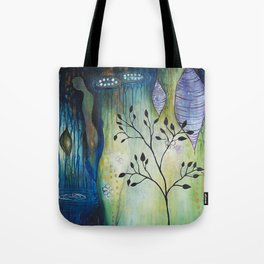 Reflection of Beginnings Tote Bag