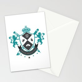 Flagship Brand - MoUX Logo Stationery Cards