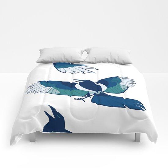 Magpie Comforters