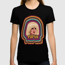 Katya Zamolodchikova - Party T-shirt