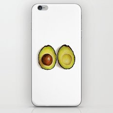Avocado iPhone & iPod Skin