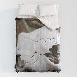 Desert Skull Comforters
