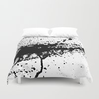 splash Duvet Covers featuring Splash by eARTh
