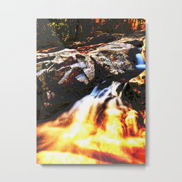 Waterfall5 Metal Print