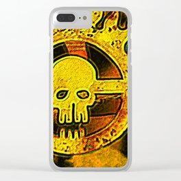 Mad Max Clear iPhone Case