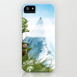 The Vault iPhone Case