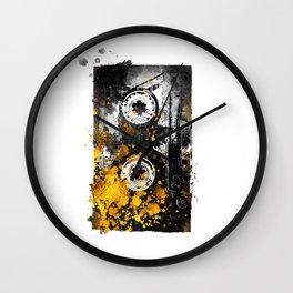 Music tape #tape Wall Clock