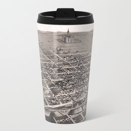 Bismarck - North Dakota - 1883 Travel Mug