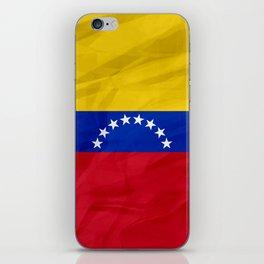 Venezuela - South America flags iPhone Skin