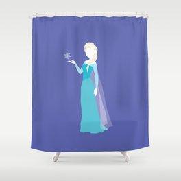 Elsa from Frozen Shower Curtain