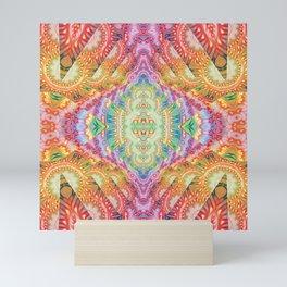 Psychedelic Journey GOA 1 Mini Art Print