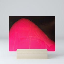 Pink Invasion Mini Art Print