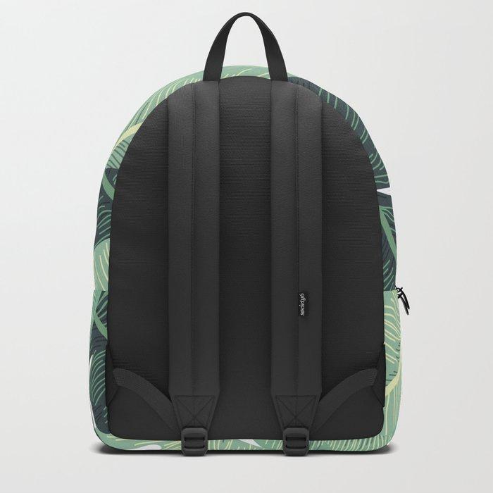 BANANA LEAVES 2 Backpack