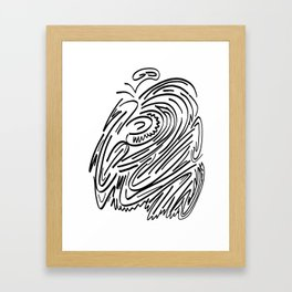 Philosopher's Dream Framed Art Print