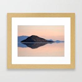 Salar de Uyuni 3 Framed Art Print
