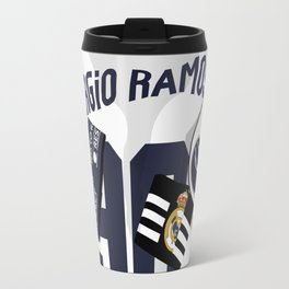Sergio Ramos 90 Travel Mug