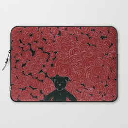 Rose Bed Laptop Sleeve