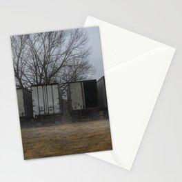 Trucks Stationery Cards