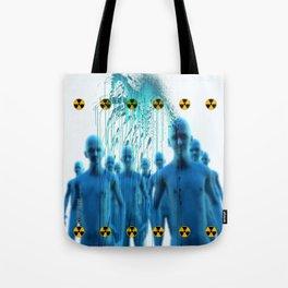 Aliens Gang & Acid Radioactivity Cure Tote Bag