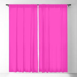 just pink Blackout Curtain